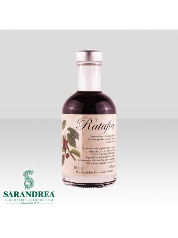 Liquore Ratafia 20 cl.