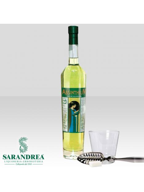 Liquore Absinthium 50 cl. con astuccio