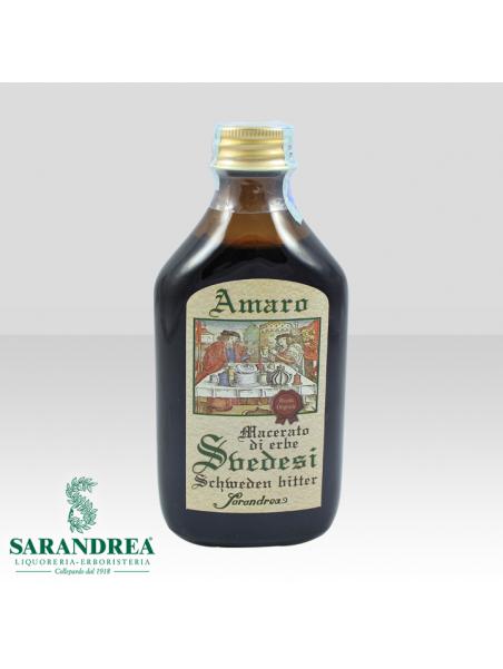 Amaro alle erbe di Svezia (Schweden bitter) 200 ml.